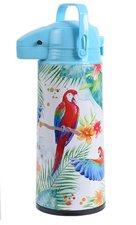 Thermoskan airpot papegaai blauw