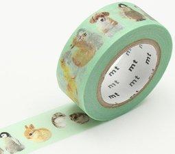 MT Masking tape baby animals