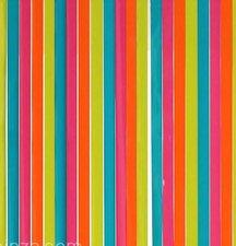 Vliegengordijn plastic stroken roze/blauw/groen 90x220cm
