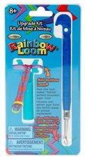 Rainbow Loom haaknaald blauw