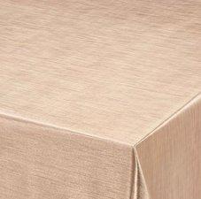 40x140cm Restje tafelzeil brons look