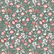 Tafelzeil poppies bloemen
