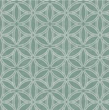 65x140cm Restje tafelzeil orbit groen