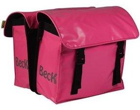Kinderfietstassen waterdicht bisonyl roze
