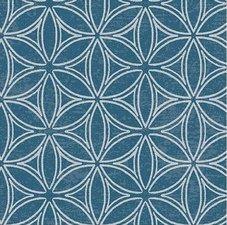 Ovaal tafelzeil Orbit blauw