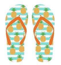 Slippers ananas (maat 34)