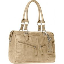 Luiertas Little Company rock bag nude