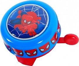 Fietsbel Spiderman spin
