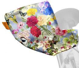 Handmoffen - Fietshandwarmers birdy veldbloemen