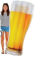 Opblaas biertje luchtbed 180 cm