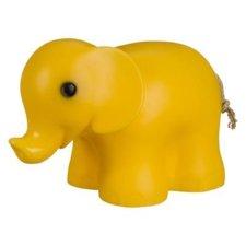 Figuurlamp olifantje geel