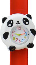 Kinderhorloge cute panda rood