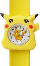 Kinderhorloge electric animal geel