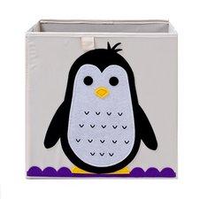 Opbergmand Frusqo pinguin (past oa. in Ikea Expedit en Kallax)