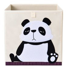 Opbergmand Frusqo Chinese panda (past oa. in Ikea Expedit en Kallax)