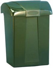 Alternatief Ptt brievenbus Cofa groen zónder slot