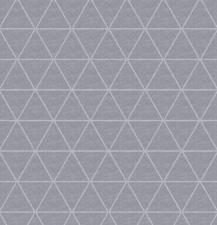 Wasbaar tafelzeil Triangle grijs (leverbaar week 3)