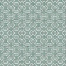 Ovaal tafelzeil Honingraat groen/grijs