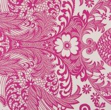 60x120cm Restje Mexicaans tafelzeil paraiso roze