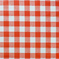 Tafelzeil grote ruit rood