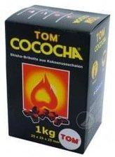 Waterpijp kooltjes cocos (TOM Cococha) 1kg geel