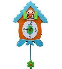 Koekoeksklok kat MeowCoo clock