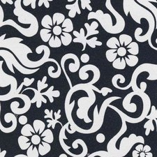 Plakfolie barok zwart (45cm)