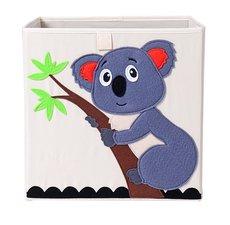 Opbergmand Frusqo Koalabeertje (past oa. in Ikea Expedit en Kallax)
