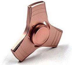 Fidget metalen spinner brons