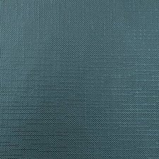45x140cm Restje tafelzeil linnenlook petrol blauw