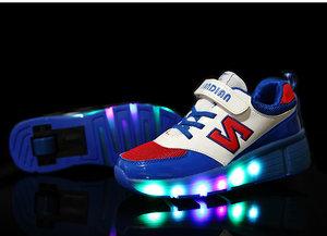 Schoenen met wieltjes N'Blue (mt 35-38)