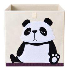 Opbergmand Frusqo Chinese panda (past oa. in Ikea Expedit en Kallax)