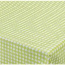 30x140cm Restje tafelzeil ruitje groen Paty