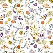 90x140cm Restje tafelzeil wilde bloemen