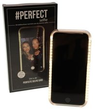 #PerfectSelfie hardcover rosé goud (iPhone 6/S)