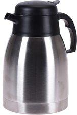RVS thermoskan 1,5 liter (koffiekan)