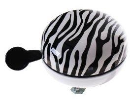 DingDong fietsbel zebra