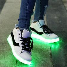Led schoenen f-style zwart maat 41