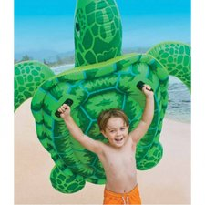 Opblaas schildpad 150x127cm