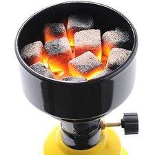 Kolenbrander voor waterpijp kooltjes (rood)