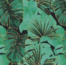 Tafelzeil palmbladeren paradise