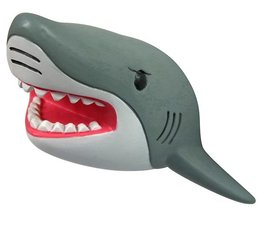 Wandhaakje The Zoo haai