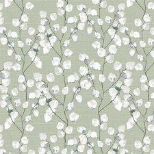 45x140cm Restje tafelzeil katoenplant groen