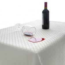 50x140cm Restje tafelbeschermer soft molton
