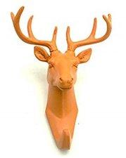 Kapstok wandhaak hert (animal house)