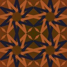 Tegelstickers Arabische tegels Meknes c5