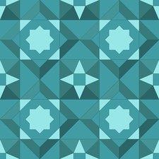 Tegelstickers Arabische tegels Hama c1