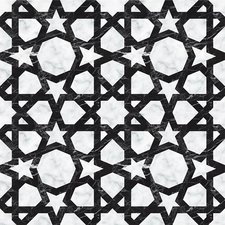Tegelstickers Arabische tegels Tanger t1