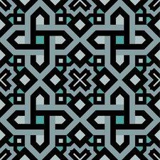 Tegelstickers Arabische tegels Nabk c1