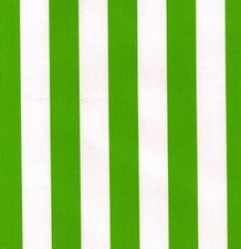 65x120cm Restje Mexicaans tafelzeil strepen groen